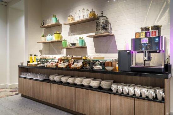 Diegem, Belgium: Coffeebreak meeting lobby
