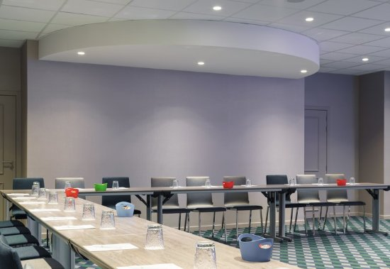 Diegem, Belgium: Meetingroom 10 u-shape