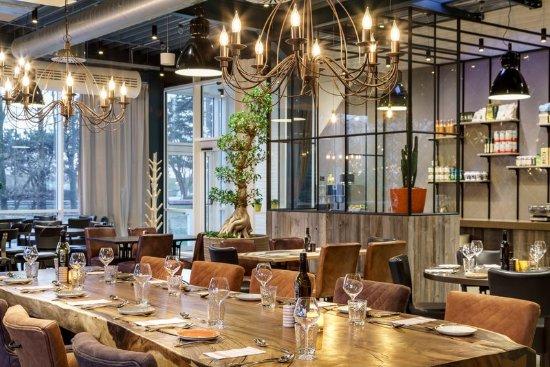 Diegem, Belçika: Fine Dining