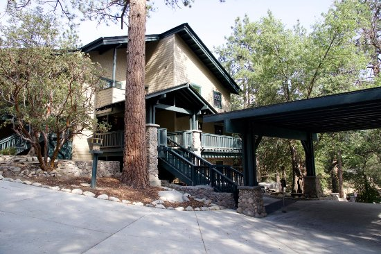 Idyllwild, CA: Beautiful lodge