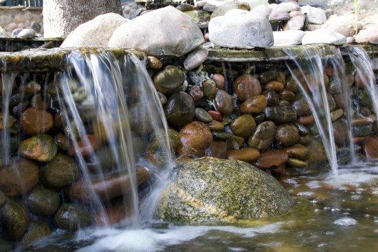 Idyllwild, Californië: Beautiful stream