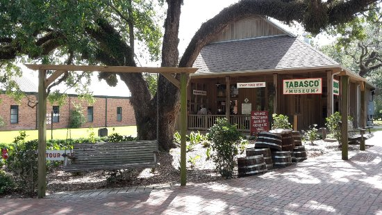 Tabasco Visitor Center and Pepper Sauce Factory : 20170716_100516_large.jpg