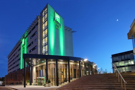 Winnersh, UK: Hotel Exterior at Holiday Inn Reading M4 Jct10