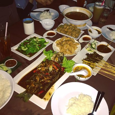 Tanjung Tirai View Cafe: the food was Delicious