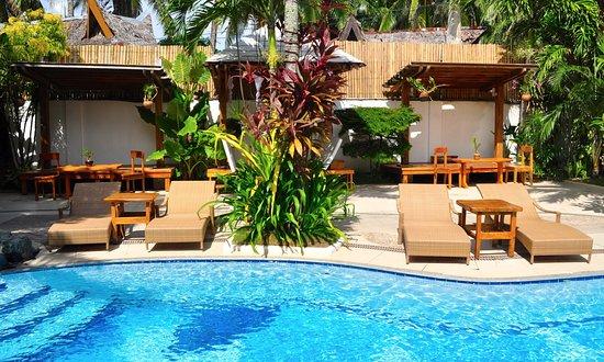 Boracay Beach Club Pool Area