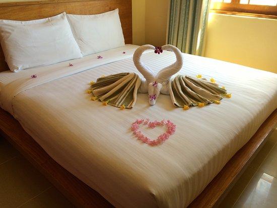 Boracay Beach Club: Hotel Room
