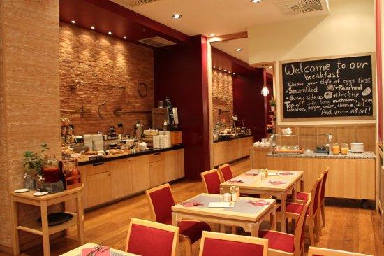 Radisson Blu Hotel, Kyiv: Restaurant