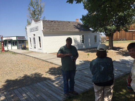 Hardin, MT: Big Horn County Historical Museum