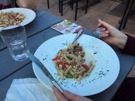 Gore Bay, Canada: pasta deep bowl
