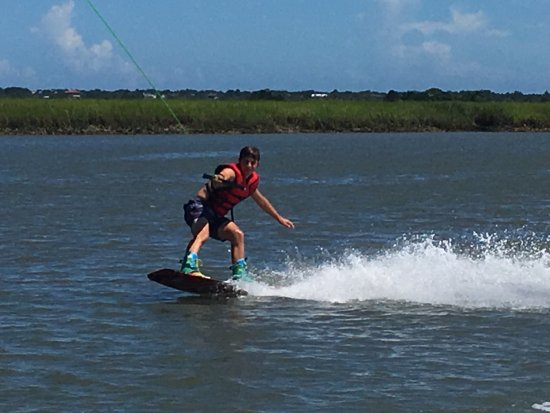 Wakeboarding Isle of Palms