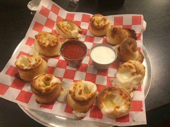 Hillsville, Virginie : Pizza Twists