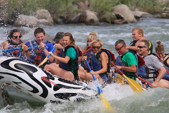 Wild West Rafting: Gotta try this!