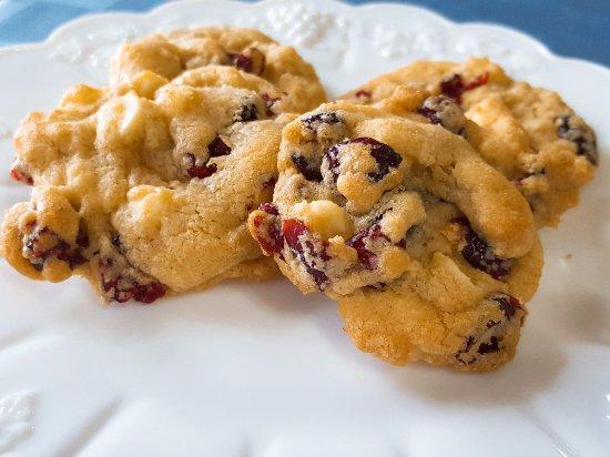 Bethel, ME: Fresh baked cookies!