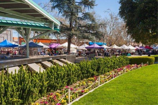 Concord, CA: Downtown Farmer's Market