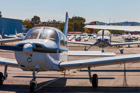 Concord, CA: Buchanan Field Airport