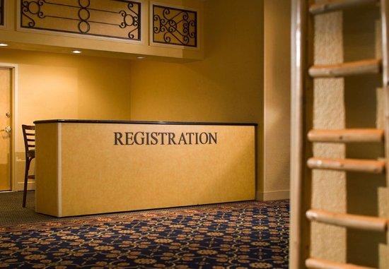Albuquerque Marriott: Conference Registration Desk