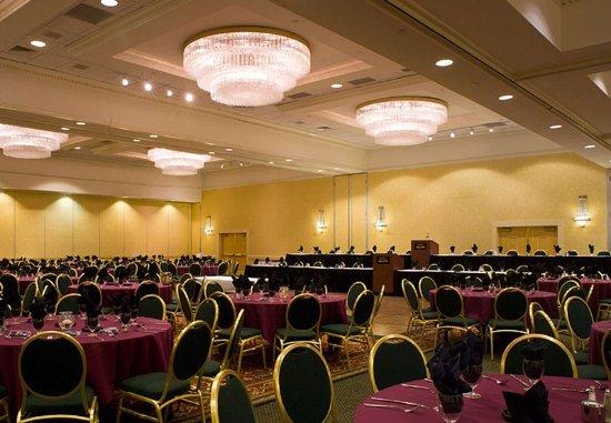 Albuquerque Marriott: Grand Ballroom
