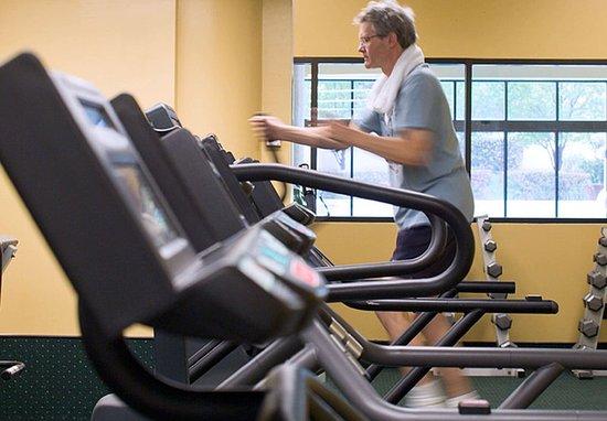 Albuquerque Marriott: Fitness Center