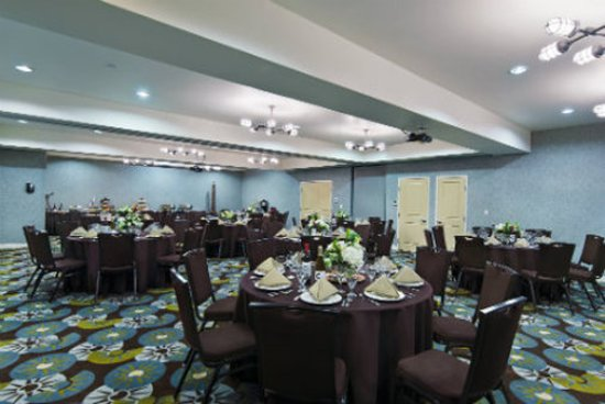 Silverdale, Вашингтон: Meeting Room Banquet Setup