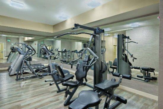 Silverdale, Вашингтон: Fitness Center ,