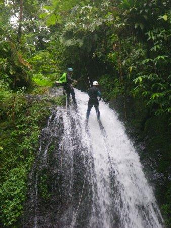 Canyoning Vert-Evad