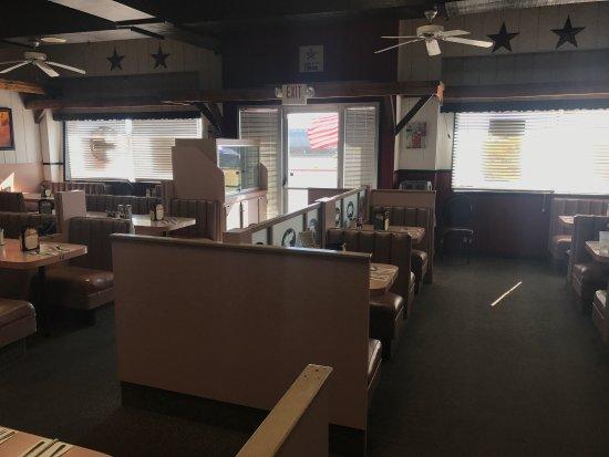 Inside The Mojave Cafe
