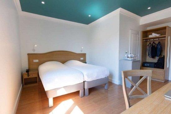 Inter-hotel Grand Hotel de la Gare : Room