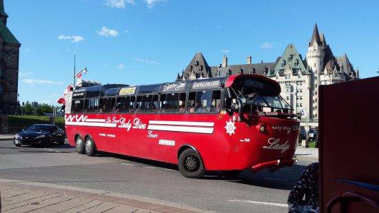 Ottawa, Kanada: The Amphibus