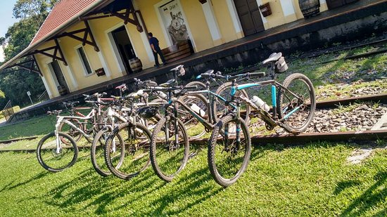Martelli: Passeios e Bike Experience