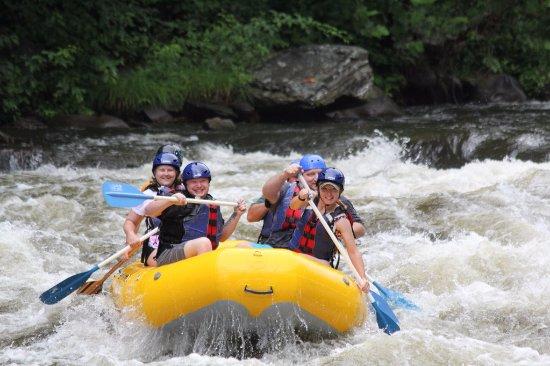 River Rat Whitewater: family fun