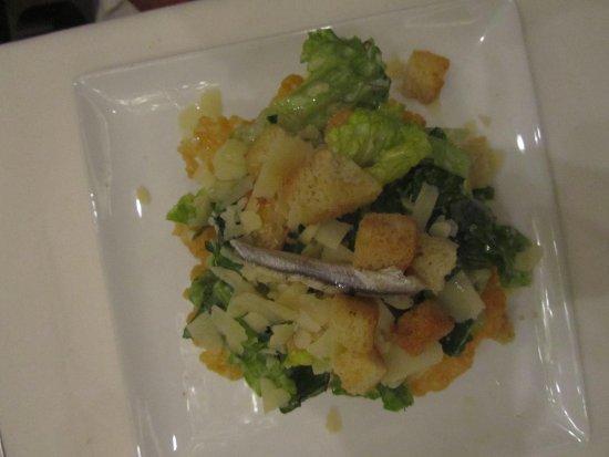 Parker's Restaurant: Parker Style Caeser Salad