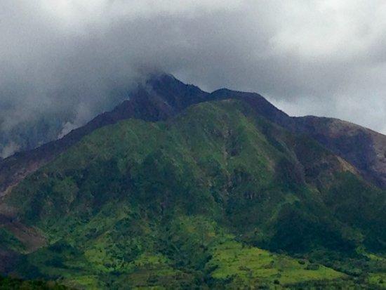 Montserrat: Volcano