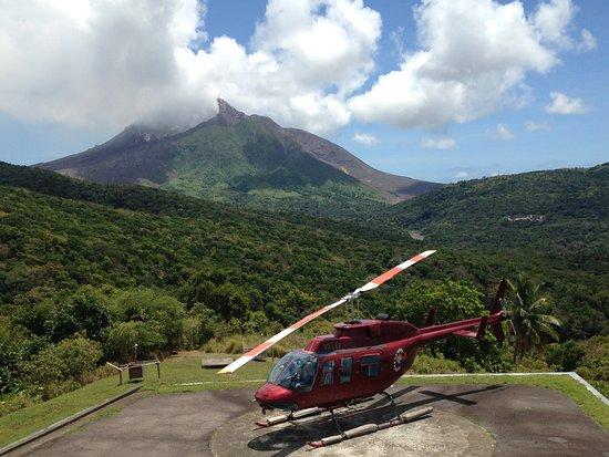 Montserrat: Hellipad