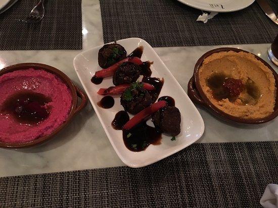 Zatar Lebanese Tapas Bar