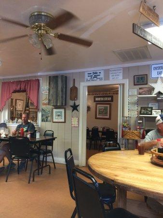 Buchanan, เวอร์จิเนีย: North Star Restaurant