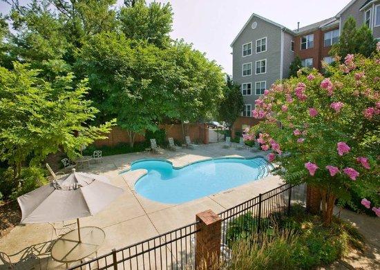 Homewood Suites Alexandria: Duck Shaped Pool