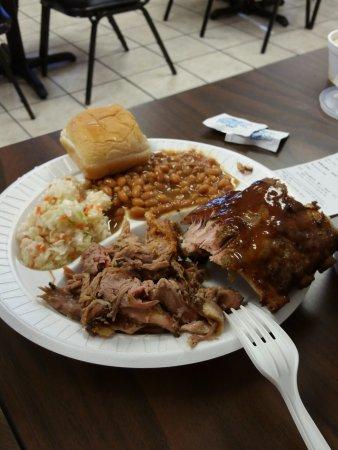 Murray, KY: Awesome plate!