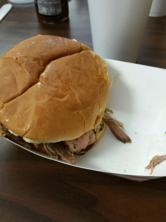 Murray, Κεντάκι: Hawgzilla sandwich