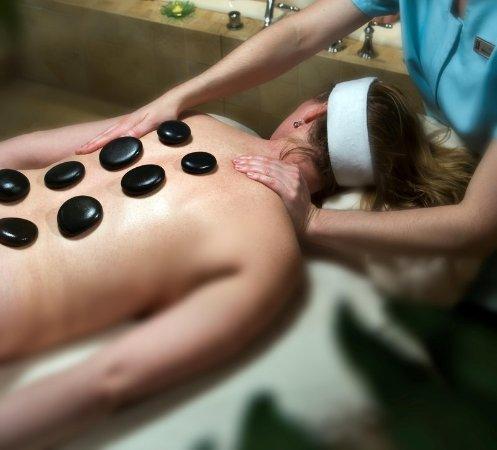 Loveland, Κολοράντο: Woman having massage