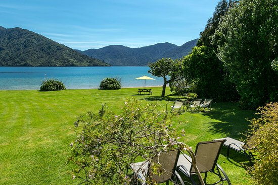Endeavour Inlet Photo