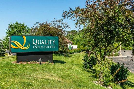 Quality Inn & Suites Mason : Exterior
