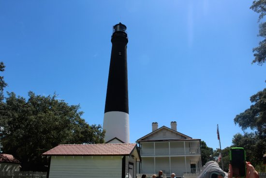 Pensacola Lighthouse and Museum: the lighthouse itself