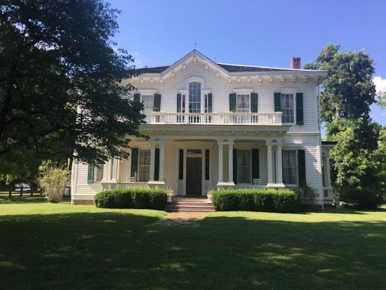 New Madrid, MO: Hunter-Dawson State Historic Site