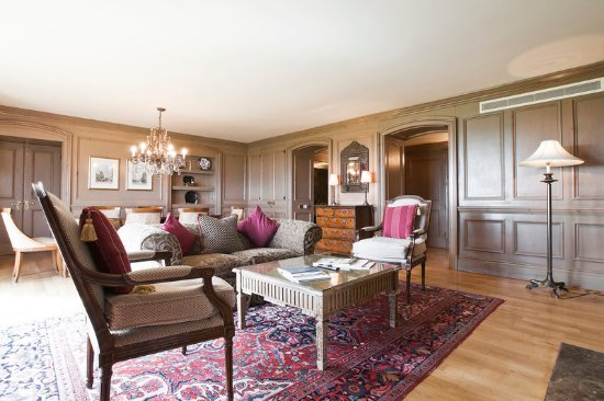 Old Course Hotel, Golf Resort & Spa: R & A Suite