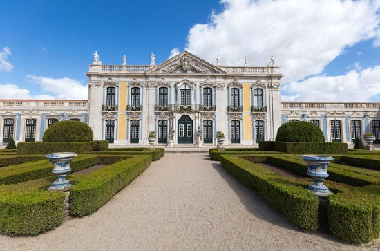 Sintra and Queluz Tour