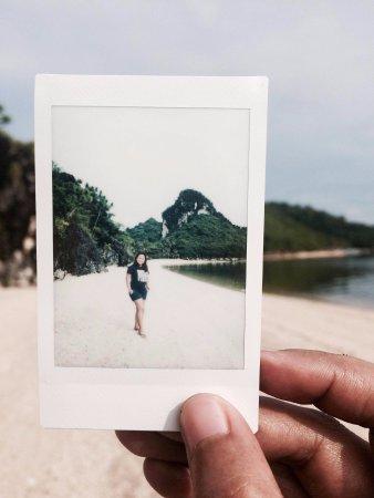 Padre Burgos, Filipina: beach