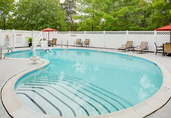Residence Inn Cherry Hill Philadelphia: Outdoor Pool