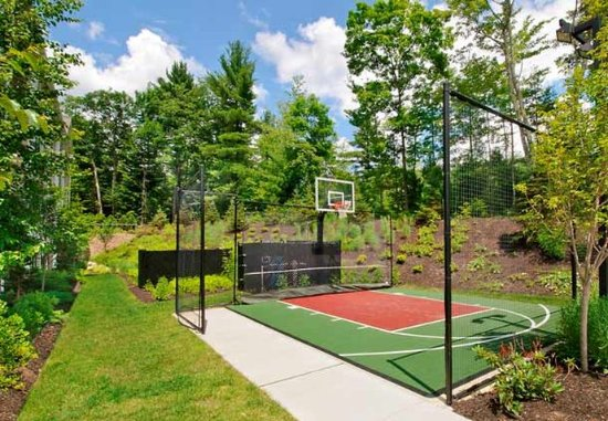 Residence Inn North Conway: Sport Court