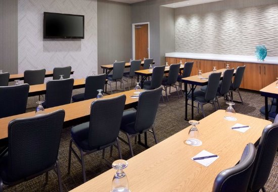 SpringHill Suites Pittsburgh Bakery Square: Meeting Room