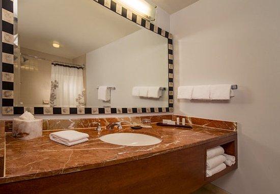 Бетесда, Мэриленд: Suite Bathroom